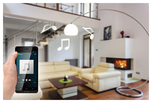 ARCHOS Music Light - wireless_music