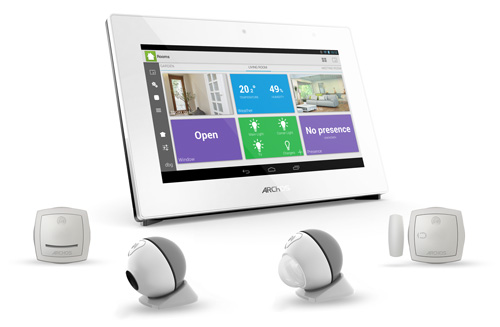 ARCHOS Smart Home - Easy-to-setup miniature objects