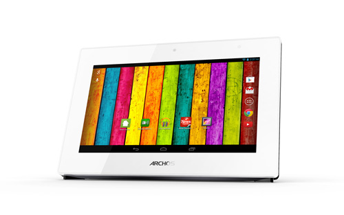 ARCHOS Smart Home - A fully functional Android tablet