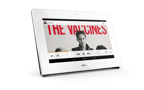 ARCHOS Smart Home - A perfect online music player