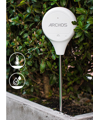 ARCHOS Weather Station - Follow your exterior environment