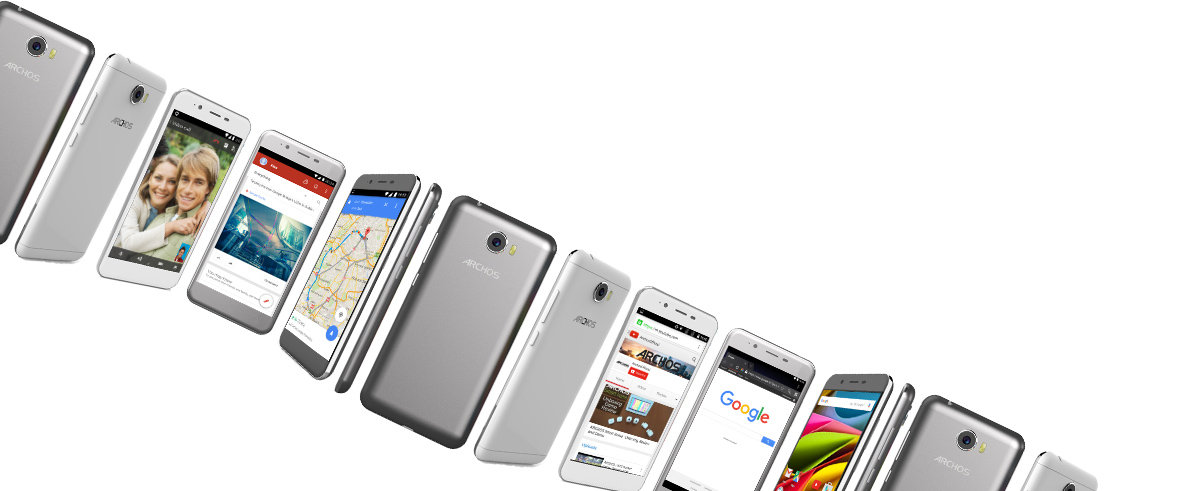 ARCHOS 50 Cobalt - android