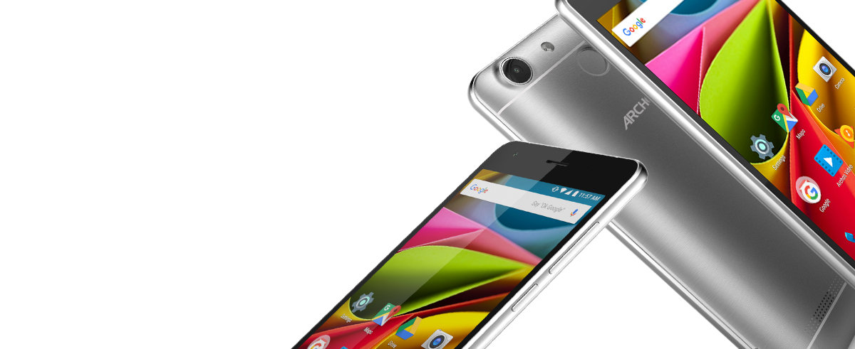 ARCHOS 55b Cobalt - android