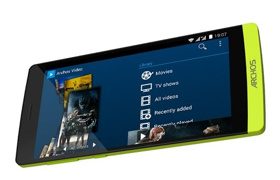 ARCHOS 50 Diamond - media_master
