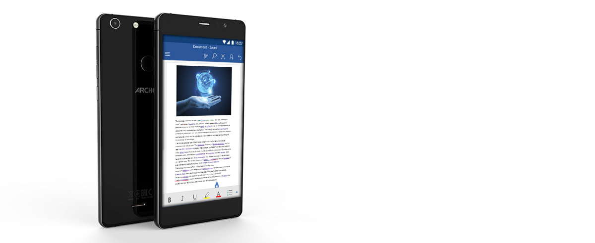 ARCHOS 55 Diamond Selfie - pc