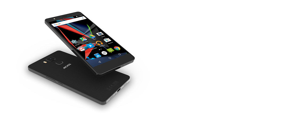 ARCHOS Diamond 2 Plus - design