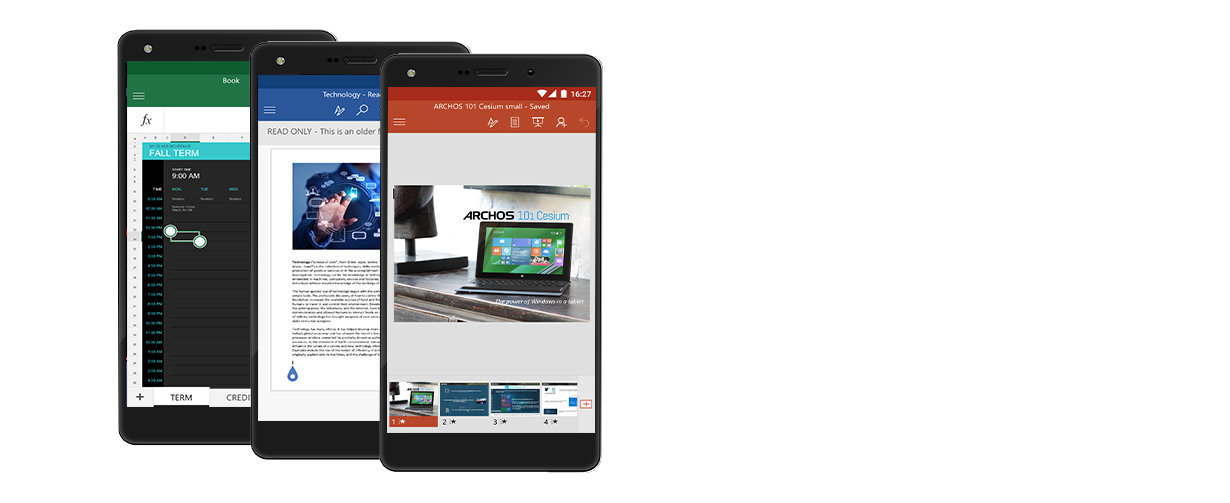 ARCHOS Diamond 2 Plus - pc
