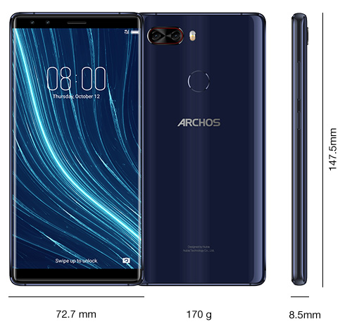 archos_diamondomega - Specs