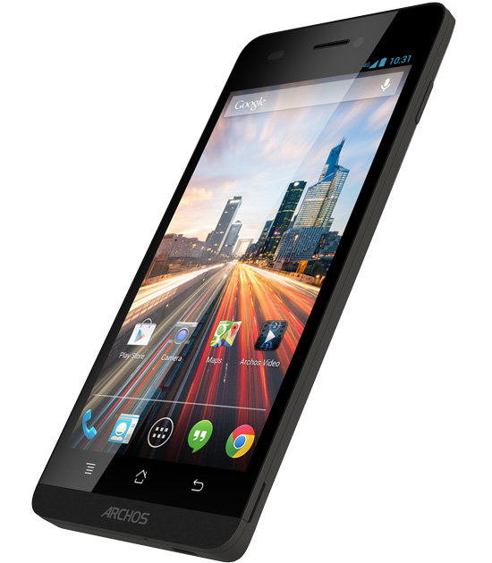 ARCHOS 50 Helium 4G - 5 inch screen