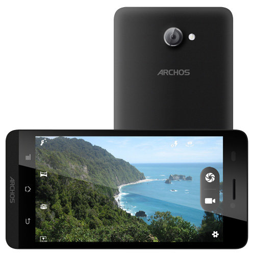 ARCHOS 50 Helium 4G - Smart Connected Camera