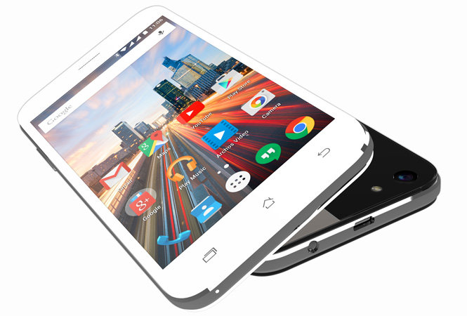 ARCHOS 50 Helium Plus 4G - design