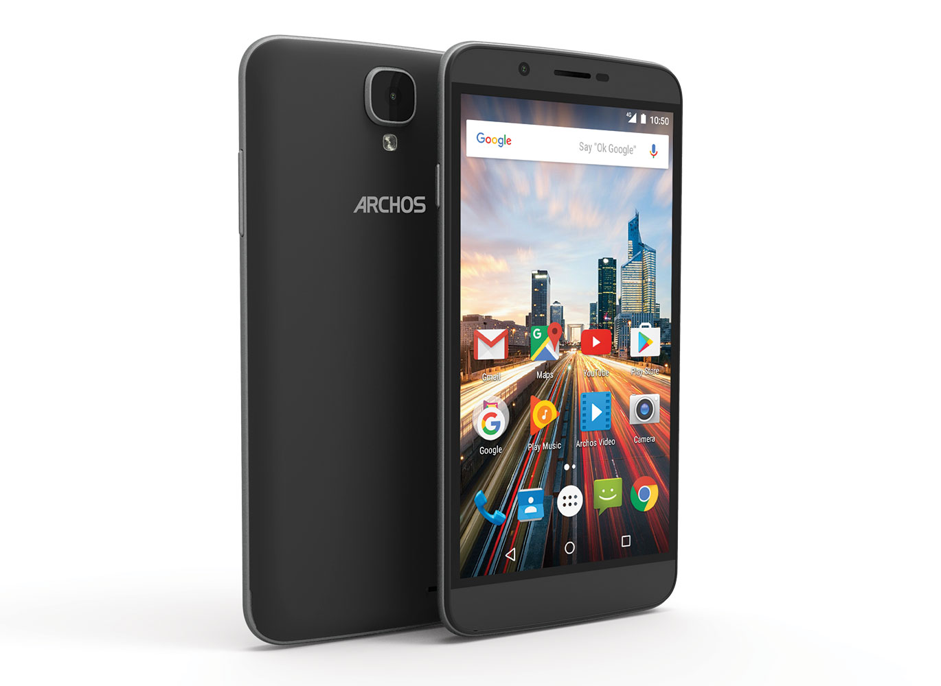 archos 55 helium ultra smartphones description. Black Bedroom Furniture Sets. Home Design Ideas
