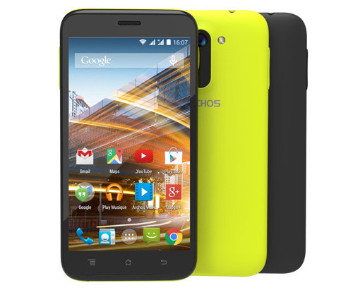 archos 50c neon smartphones description. Black Bedroom Furniture Sets. Home Design Ideas