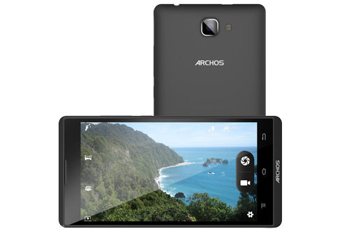 ARCHOS 50b Oxygen - Smart Connected Camera