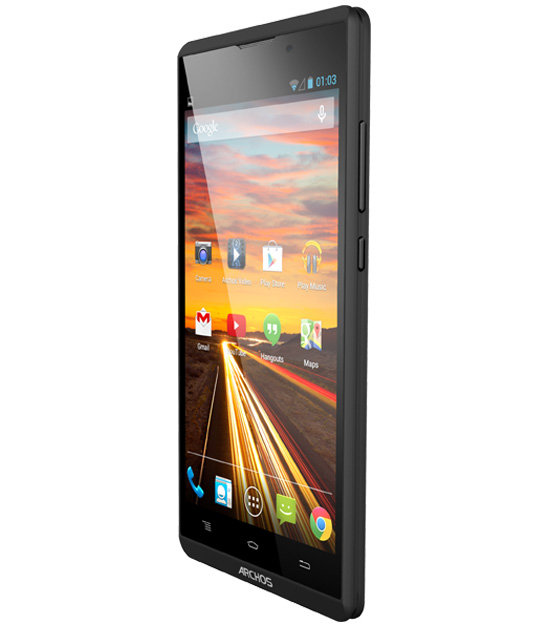 ARCHOS 50b Oxygen - HD Screen: Perfect viewing on the Go