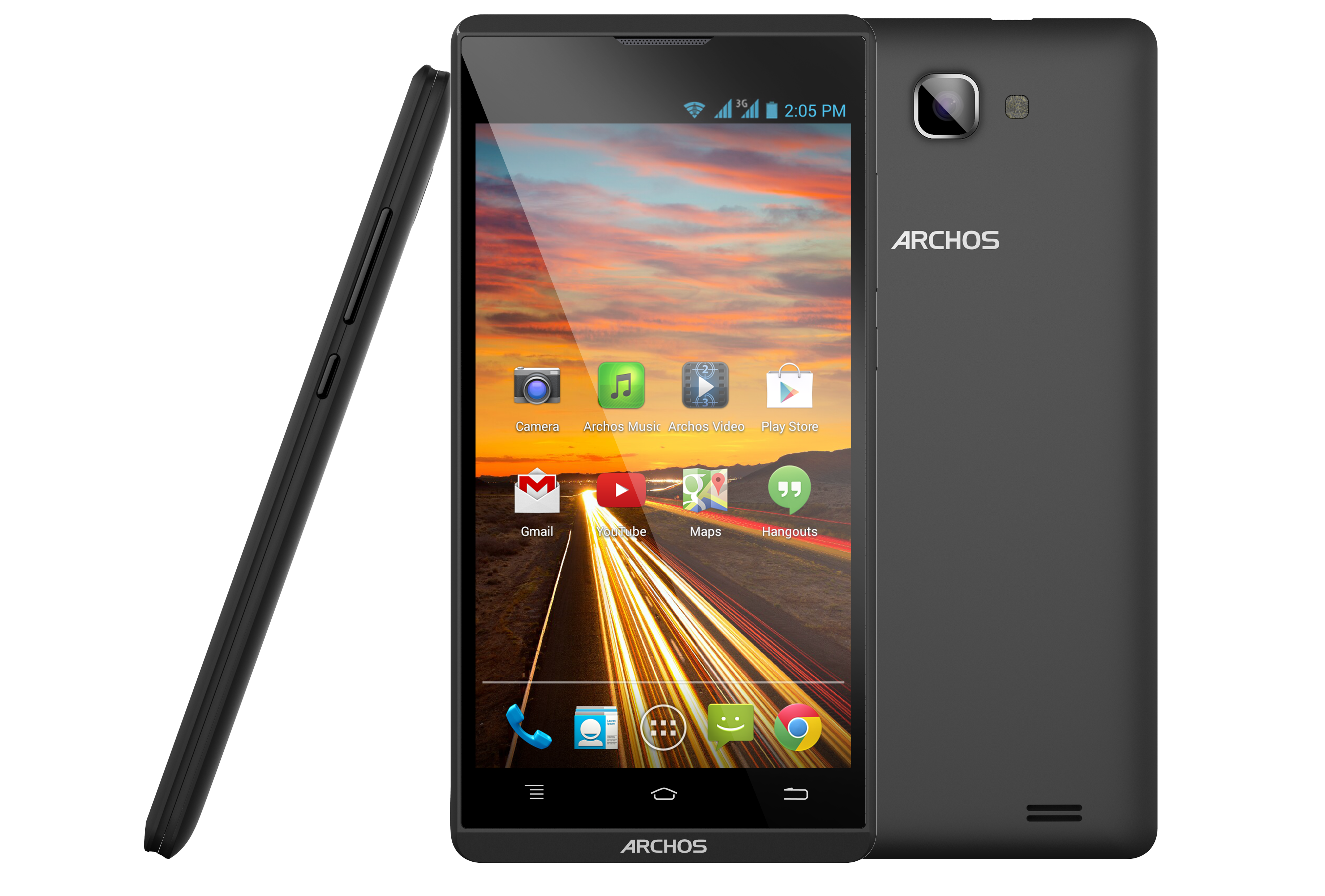 archos 50b oxygen smartphones description. Black Bedroom Furniture Sets. Home Design Ideas