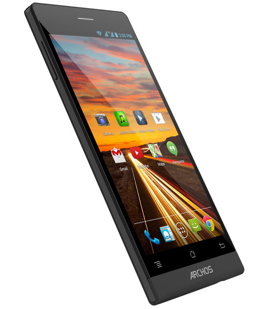ARCHOS 50c Oxygen - HD Screen: Perfect viewing on the Go