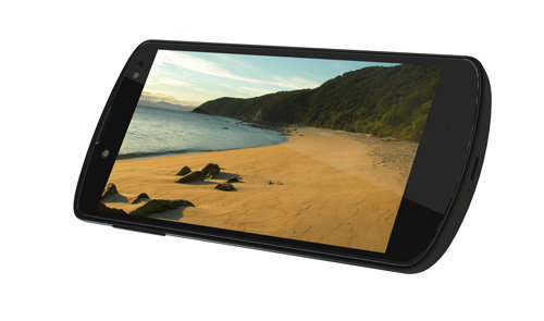 ARCHOS 50 Oxygen - Deep black Unibody Design