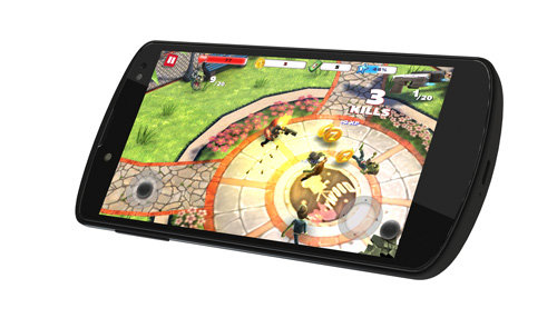 ARCHOS 50 Oxygen - Quad-core processor