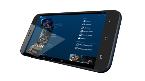 ARCHOS 50c Platinum - archos_media_apps