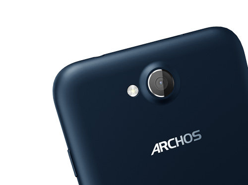 ARCHOS 50c Platinum - camera
