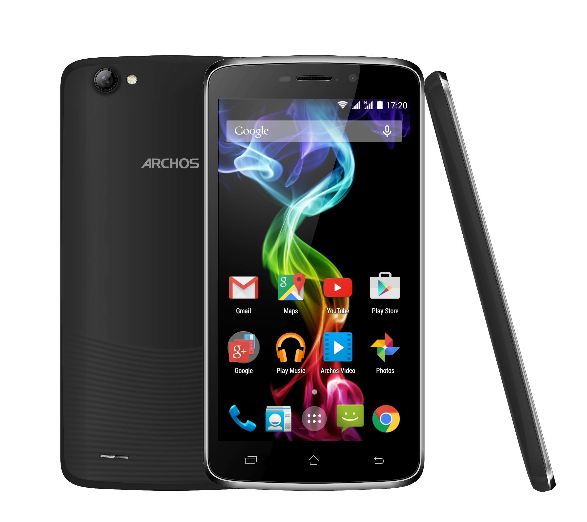 archos 52 platinum smartphones overview. Black Bedroom Furniture Sets. Home Design Ideas