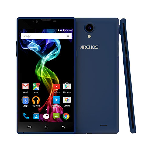 ARCHOS 55 Platinum - intro