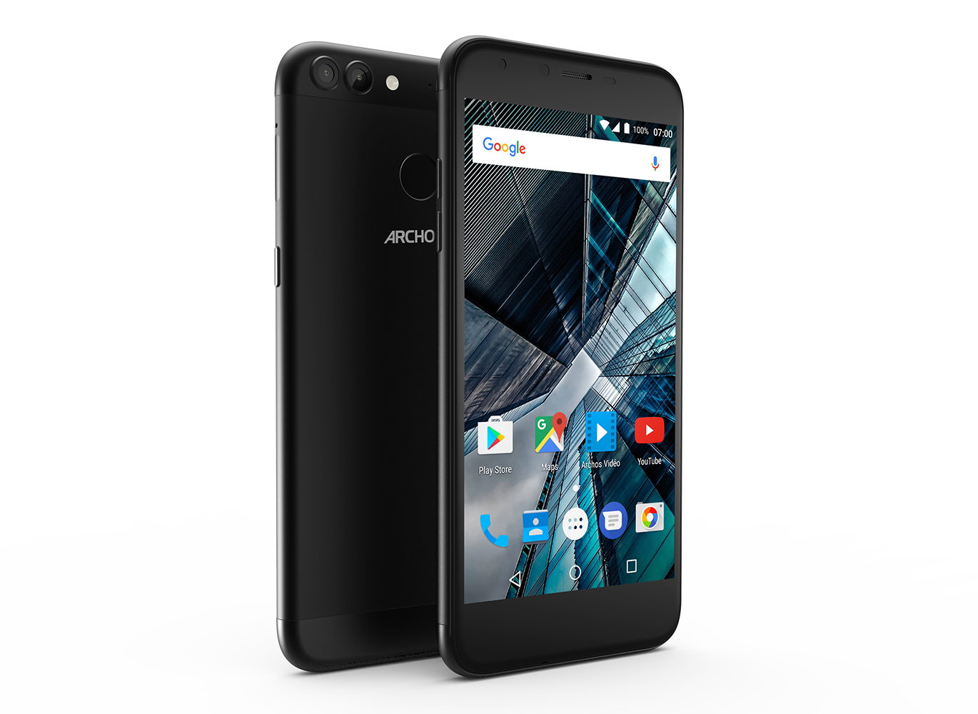 archos sense 55dc smartphones overview. Black Bedroom Furniture Sets. Home Design Ideas
