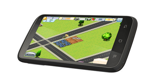 ARCHOS 40 Titanium - Powerful Dual-core processor