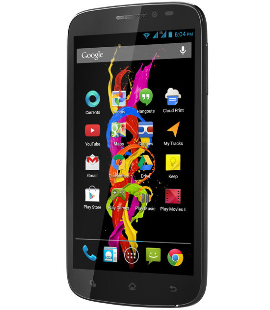 ARCHOS 50 Titanium - 5 inch screen