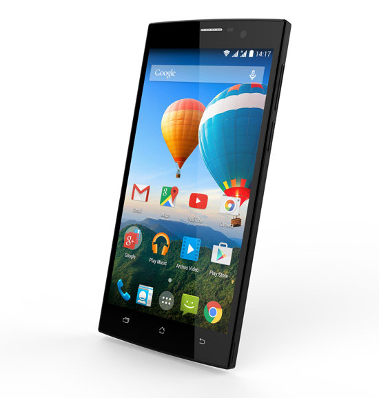 archos 62 xenon smartphones description. Black Bedroom Furniture Sets. Home Design Ideas