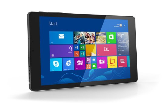 ARCHOS 80 Cesium - A portable Tablet PC