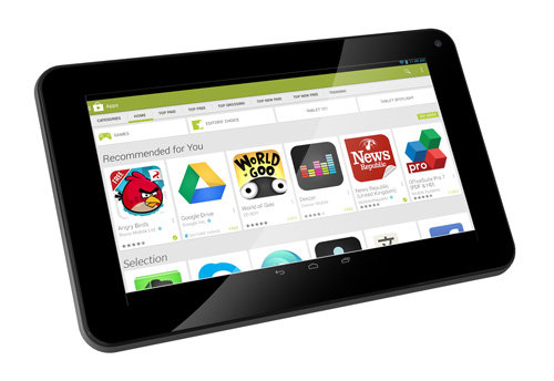 ARCHOS 70 Cobalt - Pure Android Jelly Bean with Google Play