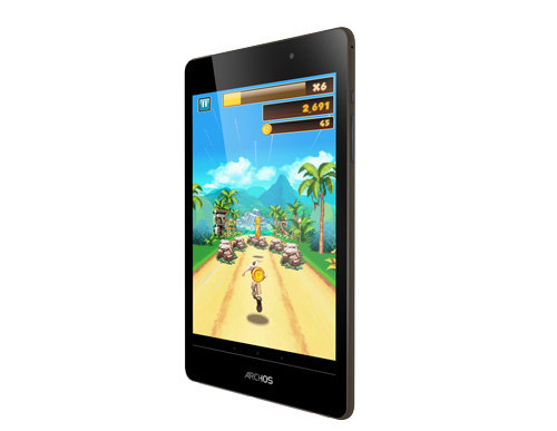 ARCHOS 79 Cobalt - Powerful graphics