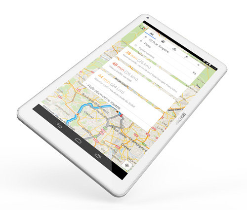 ARCHOS 101b Copper - gps