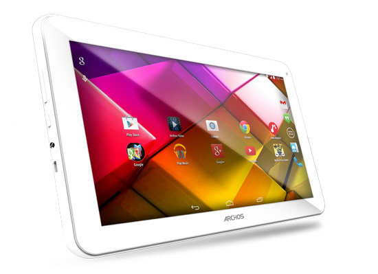 ARCHOS 101 Copper - Large screen internet everywhere