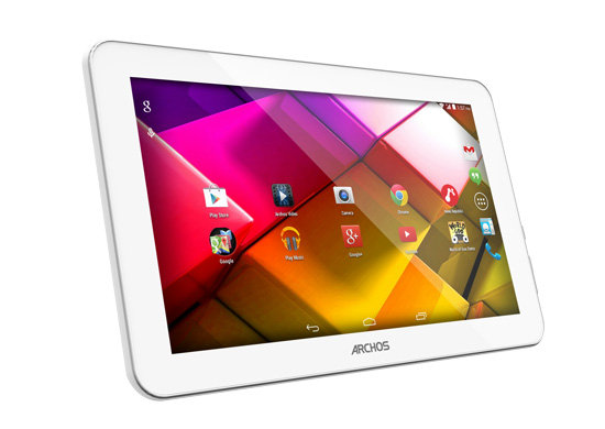 ARCHOS 90 Copper - A widescreen portable tablet