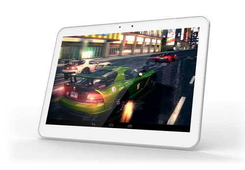 ARCHOS 101 Helium - Powerful processor