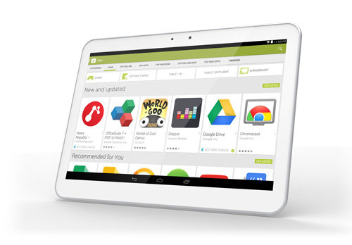ARCHOS 101 Helium - Runs Android 4.4 KitKat® with Google Play
