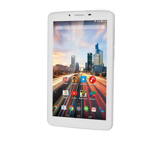 ARCHOS 70 Helium - Ultra-portable with 4G speed