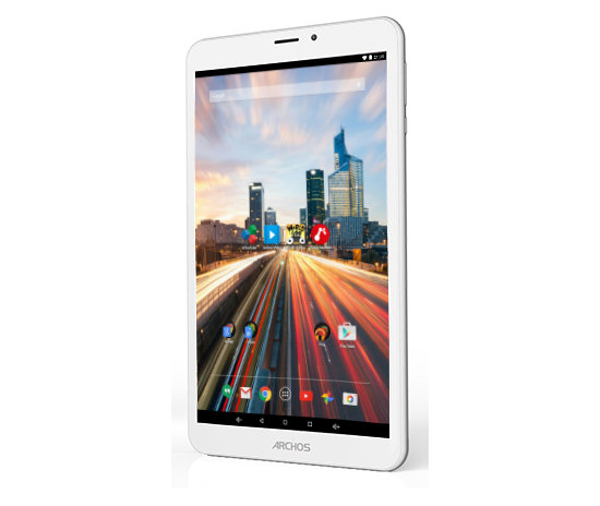 ARCHOS 80b Helium - 4G for an enhanced tablet experience