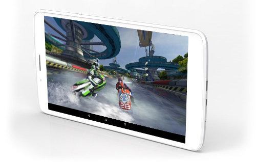 ARCHOS 80b Helium - Powerful processor