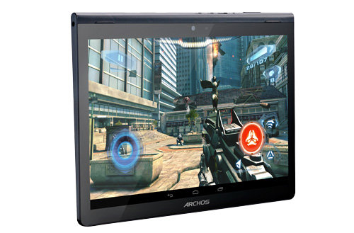 ARCHOS 101 Magnus Plus - powerful