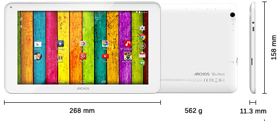 fr products tablets neon archos bneon