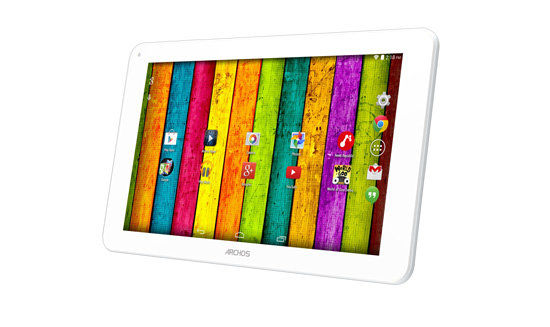 ARCHOS 101c Neon - Affordable large-screen tablet