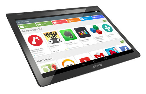 ARCHOS 101 Oxygen - pure_android