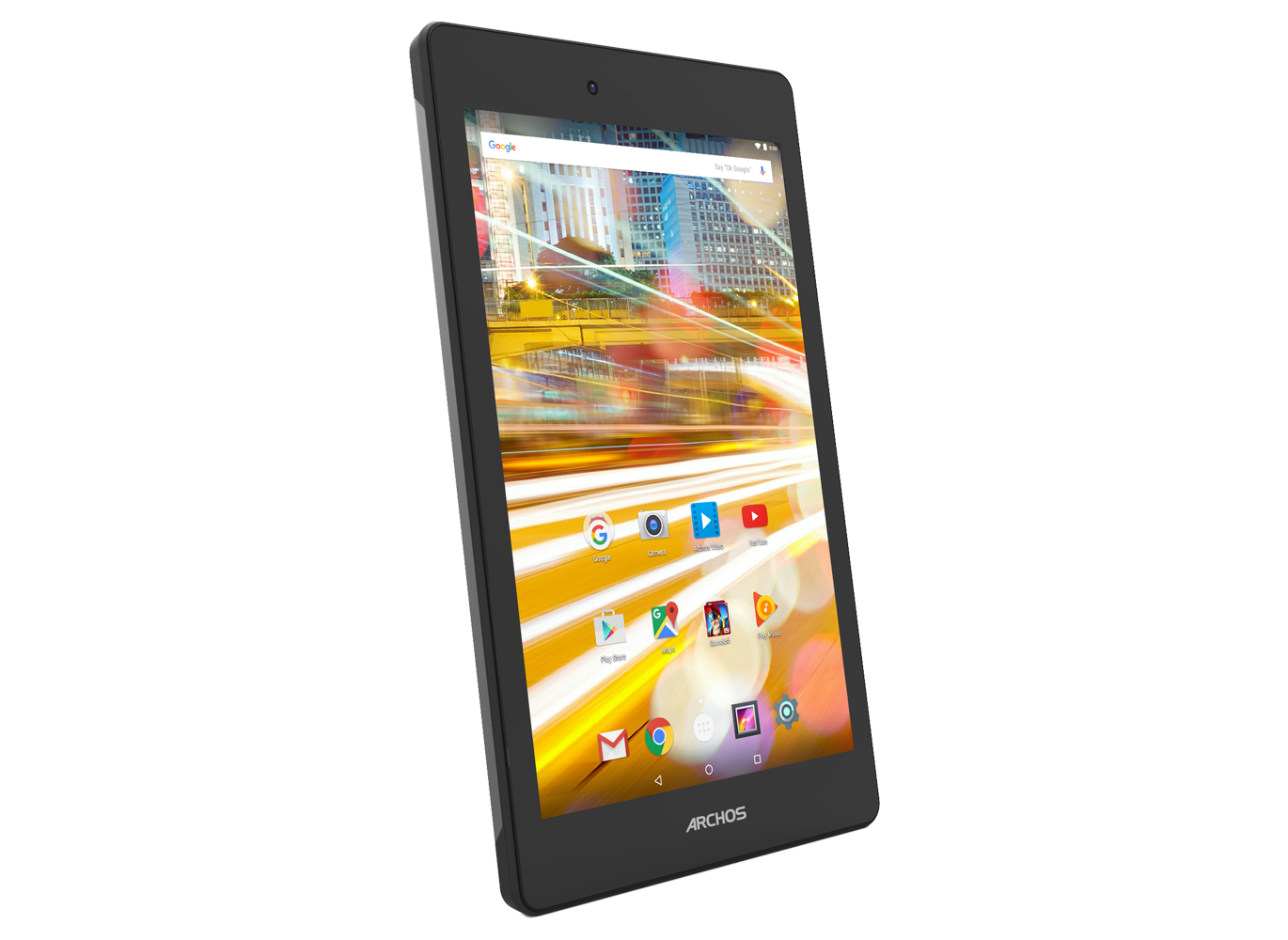 archos 70 oxygen tablets tech specs