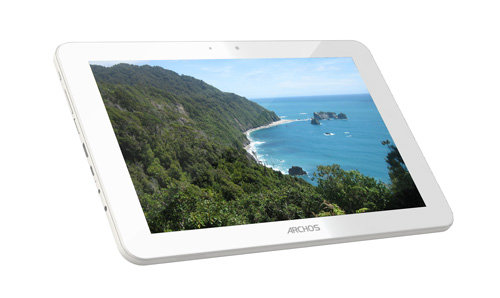 ARCHOS 101 Platinum - IPS Screen technology