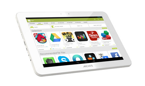 ARCHOS 101 Platinum - Pure Android Jelly Bean with Google Play