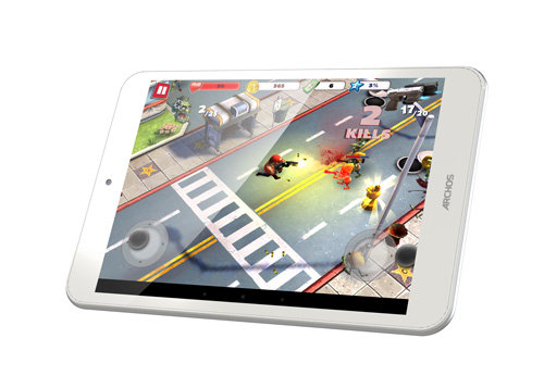 ARCHOS 79 Platinum - Powerful processor